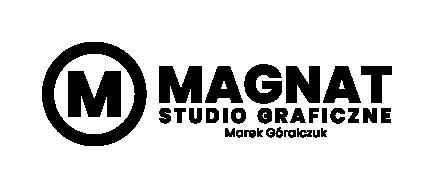 Logo Magnat Studio Graficzne Marek Góralczuk
